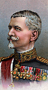 'General Vasile (Basil) Zottu (1853-1916) Romanian soldier. Head of Romanian Army General Staff 1914-1916, during the First World War. Chromolithograph.'