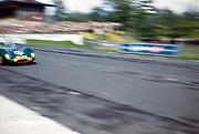 Nürburgring 1000 Kilometres 28 May 1961, Bill de Selincourt  driving Lola Mk.1 car