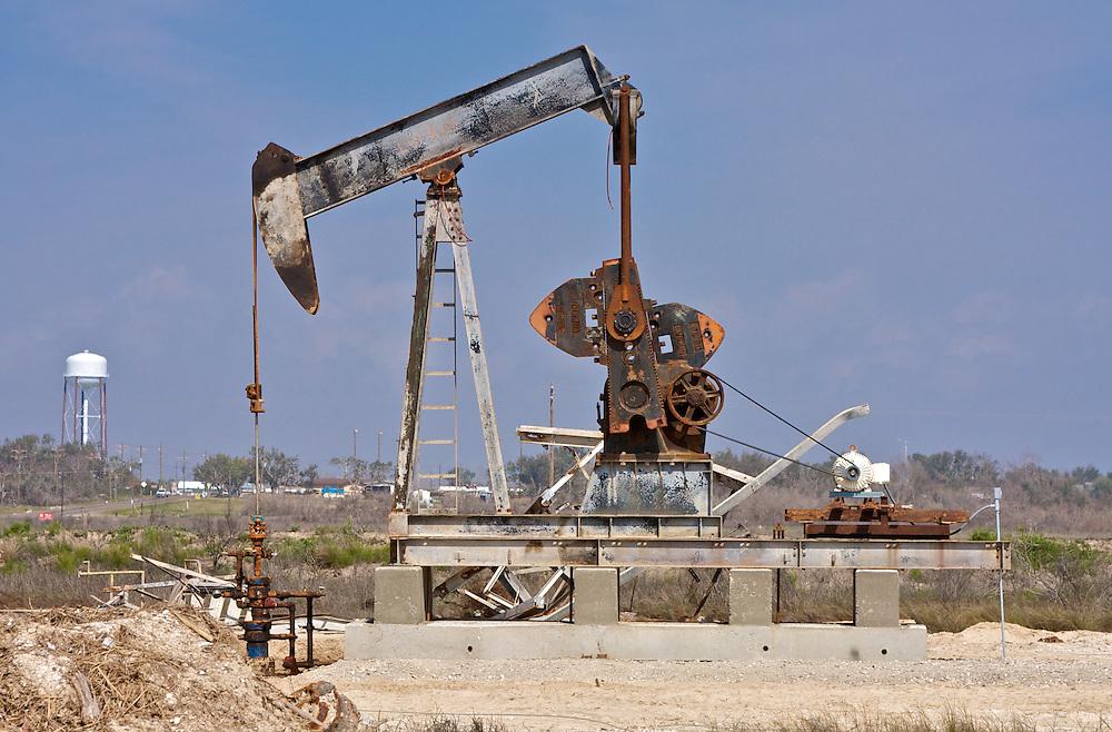 Pump Jack, High Island, TX