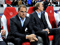 02.11.2011, Amsterdam Arena. Amsterdam, NED, UEFA Champions League, Vorrunde, Ajax Amsterdam (NED) vs Dinamo Zagreb (CRO), im Bild Frank de Boer// during Ajax Amsterdam (NED) vs Dinamo Zagreb (CRO), at Amsterdam Arena, Amsterdam, NED, 2011-11-02. EXPA Pictures © 2011, PhotoCredit: EXPA/ nph/ Marko Lukunic       ****** out of GER / CRO  / BEL ******
