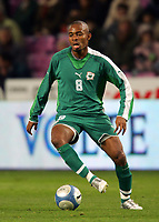 Fotball<br /> Privatlandskamp<br /> 16.11.2005<br /> Italia v Elfenbenskysten <br /> Foto: Graffiti/Digitalsport<br /> NORWAY ONLY<br /> <br /> Bonaventura Kalou Cote d'Ivoire