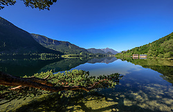 THEMENBILD - die Gemeinde Grundlsee wurde am 11. Juni 2017 als neunte steirische Gemeinde zum Luftkurort ernannt, aufgenommen am 11. Juni 2017 in Grundlsee, Österreich // Grundlsee in Styria was appointet as a climatic spa on 2017/06/11, Grundlsee, Austria. EXPA Pictures © 2017, PhotoCredit: EXPA/ Martin Huber