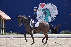 HAGEN a.T.W. - Horses and Dreams meets Japan Sports Edition 2021<br /> <br /> WETTSTEIN Estelle (SUI), West Side Story Old<br /> CDI 4* Grand Prix<br /> Qualifikation für Grand Prix Special<br /> Preis des Gestütes Vorwerk<br /> <br /> Hagen a.T.W., Hof Kasselmann<br /> 23. April 2021<br /> © www.sportfotos-lafrentz.de/Stefan Lafrentz