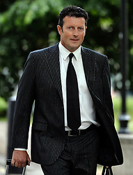 © Licensed to London News Pictures. 09/06/2015. <br /> LONDON, UK. CHARLES SHARLAND outside the Supreme Court in London where a Supreme Court justice heard the latest round of multi-million pound divorce caseS. Charles Sharland is accused of fraudulent non-disclosure of his fortune, by his ex-wife Alison , London, Tuesday 09 June 2015. Photo credit : Hannah McKay/LNP