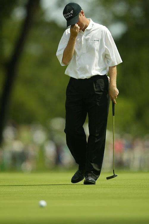 Joe Ogilvie..2004 Shell Houston Open.Redstone GC.Humble, TX.April 20-23 2004..photograph by Darren Carroll