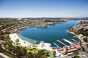 Aerial Photo of Lake Mission Viejo and Surrounding developments