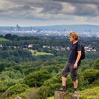 July 2020 - WALK Magazine Big Walk - Pics along sections of the Greater Manchester Ringway ( GMR) with writer Mark Rowe