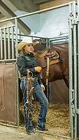 2016 Pennsylvania High School Rodeo.A blessing to watch young amazing talented people who showed great care and love for the animals. The rodeo was awesome!! (Unfortunately, I had to leave the area before I could get the Her name)