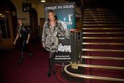 TAMARA ECCLESTONE;, Cirque de Soleil London premiere of Quidam. Royal albert Hall. 6 January 2009