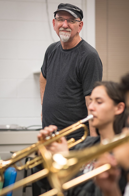 Youth and instructors practice and learn at Westcliffe's Jazz in the Sangres weeklong summer camp.