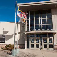 120313       Brian Leddy<br /> Tohatchi Middle School was on a limited lockdown after a homicide occurred Monday evening near the school.