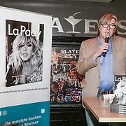 NLD/Amsterdam/20130503 - Boekpresentatie La Paay van Patricia Paay, Bert van der Veer