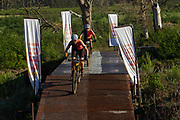 during the 2018 FNB Wines2Whales Chardonnay 3 day mountain bike event stage 1 from Lourensford to Oak Valley. Image by Greg Beadle
