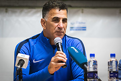 Marco Balbul, head coach of Maccabi Haifa during Football match between NS Mura (SLO) and Maccabi Haifa (IZR) in First qualifying round of UEFA Europa League 2019/20, on July 18, 2019, in Stadium Fazanerija, Murska Sobota, Slovenia. Photo by Blaž Weindorfer / Sportida