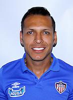 Colombia League - Liga Aguila 2015-2016 - <br /> Club Deportivo Junior de Barranquilla - Colombia / <br /> Juan Guillermo Dominguez Cabezas