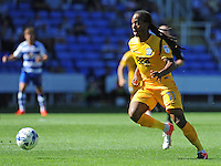 Preston North End's Daniel Johnson in action during todays match  <br /> <br /> Photographer Ian Cook/CameraSport<br /> <br /> Football - The EFL Sky Bet Championship - Reading v Preston North End - Saturday 6th August 2016 - Madejski Stadium - Reading <br /> <br /> World Copyright © 2016 CameraSport. All rights reserved. 43 Linden Ave. Countesthorpe. Leicester. England. LE8 5PG - Tel: +44 (0) 116 277 4147 - admin@camerasport.com - www.camerasport.com