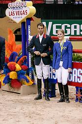 Judy Ann Melchior, Mc Entee Patrick, BEL<br /> World Cup Final Jumping - Las Vegas 2007<br /> © Hippo Foto - Dirk Caremans