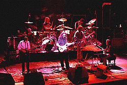 The Grateful Dead Performing at Shea's Buffalo Theater, New York 20 January 1979<br /> Contact Photographer for High Resolution File if purchasing Rights Managed Usage.