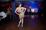OONA CHAPLIN, Proud Cabaret launch. Mark Lane. London. EC3. 3 November 2009