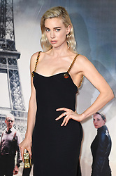Vanessa Kirby arriving for the UK premiere of Mission:Impossible Fallout, at the BFI IMAX, Waterloo, London. Photo credit should read: Doug Peters/EMPICS