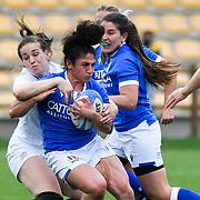 Parma 10/04/2021 Stadio Sergio Lanfranchi<br /> Sei Nazioni femminile 2021<br /> Italia vs Inghilterra<br /> Lucia Cammarano