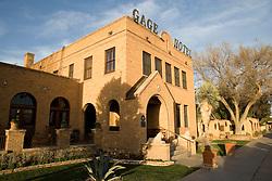 Gage Hotel, Marathon, Texas