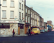 Old Dublin Amature Photos January 1983 WITH, The Tap, pub, Dorset St, Skerries, St Patricks Terrace Jones Rd,
