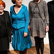 BEL/Brussel/20130319- Uitreiking Prinses Margriet Award 2013, Prinses Laurentien en Margriet,