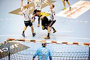 DESCRIZIONE : HandbaLL Cup Finale EHF Homme<br /> GIOCATORE : FERNANDEZ Borja<br /> SQUADRA : Nantes <br /> EVENTO : Coupe EHF Demi Finale<br /> GARA : NANTES HOLSTEBRO<br /> DATA : 18 05 2013<br /> CATEGORIA : Handball Homme<br /> SPORT : Handball<br /> AUTORE : JF Molliere <br /> Galleria : France Hand 2012-2013 Action<br /> Fotonotizia : HandbaLL Cup Finale EHF Homme<br /> Predefinita :