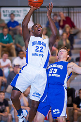 25 June 2011: Demetrius Mobley at the 2011 IBCA (Illinois Basketball Coaches Association) boys all star games.