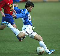 FOTBALL 1. DIVISJON HERRE 17. JANUAR 2004 VALLHALL SKEID vs KONGSVINGER KIL THAN TRAN KIL<br />FOTOGRAF: KURT PEDERSEN DIGITALSPORT
