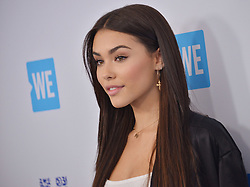Madison Beer arrives at We Day California 2017 held at The Forum in Inglewood, CA on Thursday, April 27, 2017. (Photo By Sthanlee B. Mirador) *** Please Use Credit from Credit Field ***