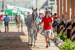 Fuchs Martin, SUI, Clooney<br /> World Equestrian Games - Tryon 2018<br /> © Hippo Foto - Jon Stroud<br /> 22/09/2018
