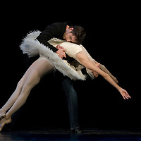 Passion ballet evening choreographed by three different directors and is held in Budapest Opera House.