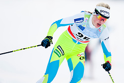 Anamarija Lampic (SLO) during Ladies 1.2 km Free Sprint race at FIS Cross Country World Cup Planica 2016, on January 16, 2016 at Planica, Slovenia. Photo By Urban Urbanc / Sportida