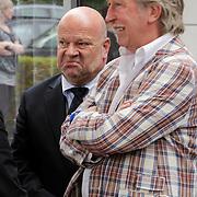 NLD/Bilthoven/20120618 - Uitvaart Will Hoebee, de Deurzakkers, Willem van Schijndel en Clemens van Bracht