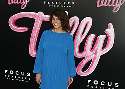 """""""Tully"""" Premiere at The Regal Cinemas in Los Angeles, California on 4/18/18. 18 Apr 2018 Pictured: Nia Vardalos. Photo credit: River / MEGA TheMegaAgency.com +1 888 505 6342"""