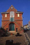 AYBT08 The Shire Hall Woodbridge Suffolk England