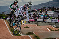 #211 (EVANS Kyle) GBR at the 2016 UCI BMX World Championships in Medellin, Colombia.