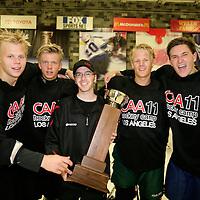 CAA 2011 Hockey Camp