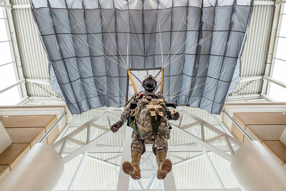 Airborne and Special Operations Museum in Fayetteville, North Carolina on Tuesday, August 17, 2021. Copyright 2021 Jason Barnette