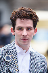 Josh O'Connor arriving for Royal Academy of Arts Summer Exhibition Preview Party 2019 held at Burlington House, London. Picture date: Tuesday June 4, 2019. Photo credit should read: Matt Crossick/Empics. EDITORIAL USE ONLY.
