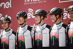 Demi Vollering (NED) at Strade Bianche - Elite Women 2020, a 136 km road race starting and finishing in Siena, Italy on August 1, 2020. Photo by Sean Robinson/velofocus.com