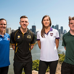 1st September 2017 - NPL Queensland Grand Final Captains Photoshoot