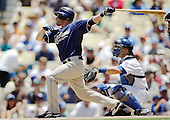 2007 Padres at Dodgers