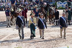 Team USA, Fairclough James, USA, Weber Chester, USA, Wrigley-Miller Misdee, USA<br /> World Equestrian Games - Tryon 2018<br /> © Hippo Foto - Dirk Caremans<br /> 23/09/2018