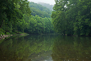 Morning on the Clinch River