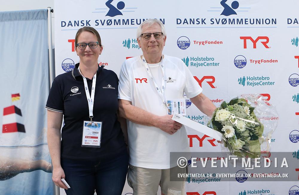 Swimming - Danish Open 2019 in Taastrup Svømmehal, Taastrup, on 07.04.2019. Photo Credit: Allan Jensen/Søren Tidemann/EVENTMEDIA.