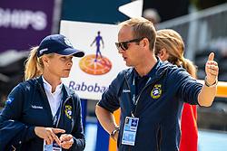 Henrik Ankarcrona, SWE, Baryard-Johnsson Malin, SWE<br /> European Championship Jumping<br /> Rotterdam 2019<br /> © Hippo Foto - Dirk Caremans<br /> Henrik Ankarcrona, SWE, Baryard-Johnsson Malin, SWE