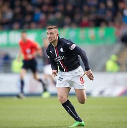 Falkirk's John Baird. <br /> Falkirk 1 v 0 Morton, Scottish Championship game  played 1/5/2016 at The Falkirk Stadium.